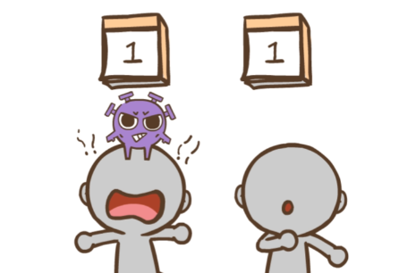 【开心超人】感染了新型冠状病毒后大概多久会发作?
