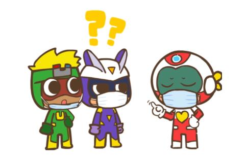 【开心超人】如何正确戴口罩