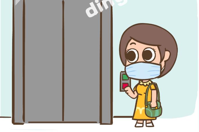 【开心超人】疫情期间,搭乘电梯需要注意什么事情呢?
