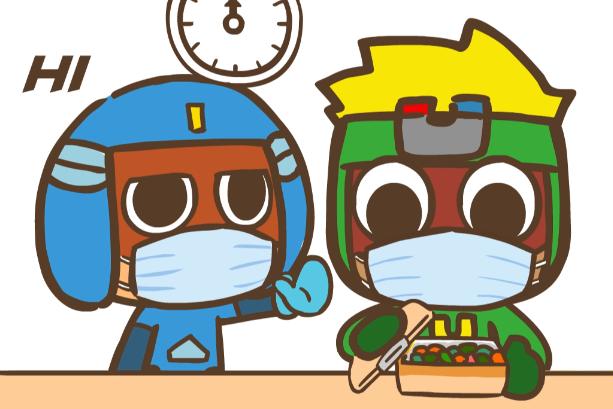 【开心超人】疫情期间,复工时应该如何有防范的就餐?