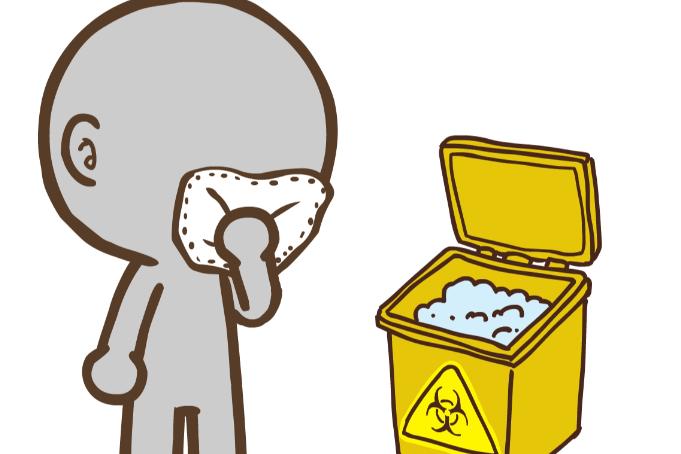 【开心超人】疫情期间,咳嗽或打喷嚏时要注意什么?